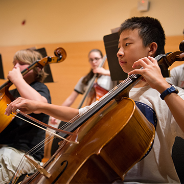 string orchestra camp photo